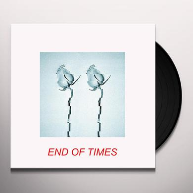 GOLDEN FILTER END OF TIMES Vinyl Record