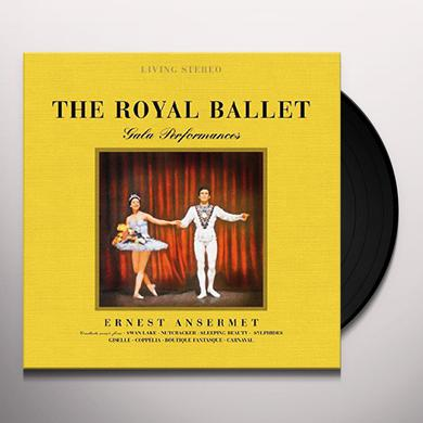 Ernest Ansermet ROYAL BALLET: GALA PERFORMANCES Vinyl Record