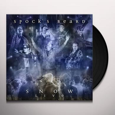 Spock'S Beard SNOW LIVE Vinyl Record
