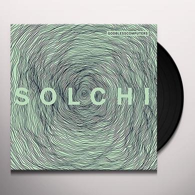 Godblesscomputers SOLCHI Vinyl Record