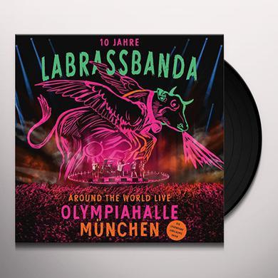 Labrassbanda AROUND THE WORLD (LIVE) Vinyl Record