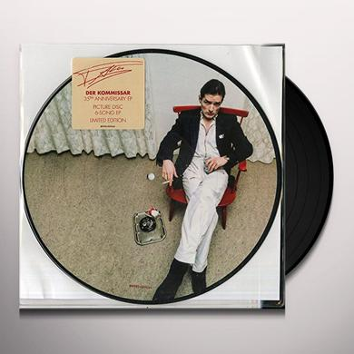 Falco DER KOMMISSAR (30TH ANNIVERSARY) Vinyl Record