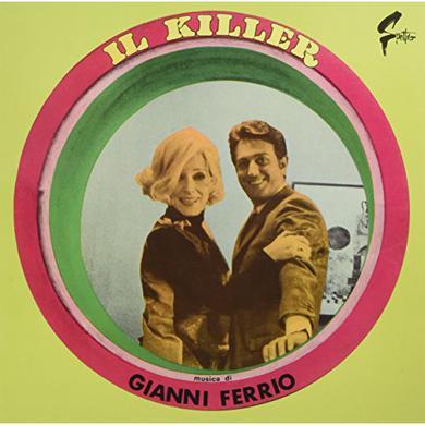 Gianni Ferrio IL KILLER / O.S.T. Vinyl Record