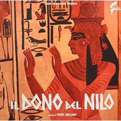 Piero Umiliani IL DONO DEL NILO / O.S.T. Vinyl Record