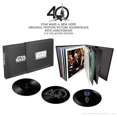 John Williams STAR WARS: A NEW HOPE / O.S.T. Vinyl Record