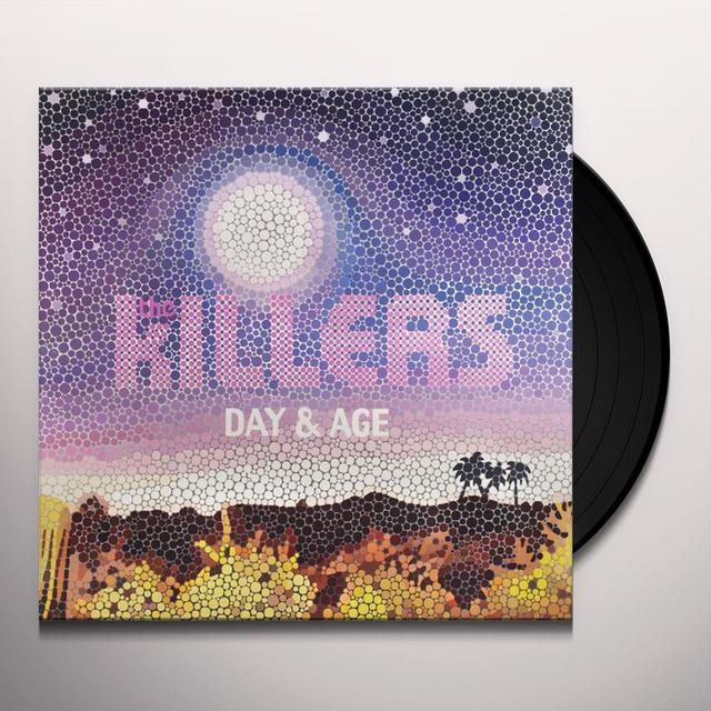 The Killers Day Amp Age Vinyl Record