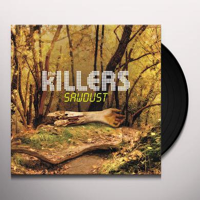 The Killers SAWDUST Vinyl Record