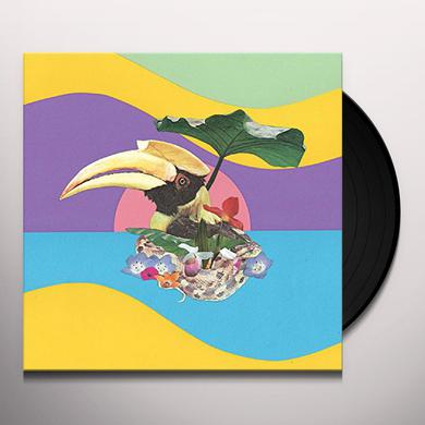 Monster Rally FLOWERING JUNGLE Vinyl Record