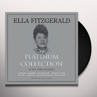 Ella Fitzgerald PLATINUM COLLECTION Vinyl Record