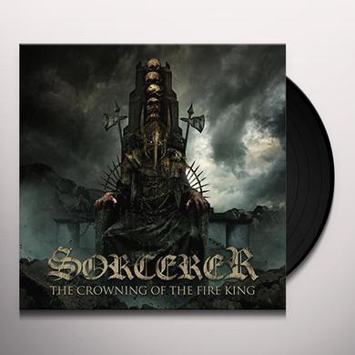 Sorcerer CROWNING OF THE FIRE KING Vinyl Record
