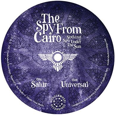 Spy From Cairo SAHIR / UNIVERSAL Vinyl Record