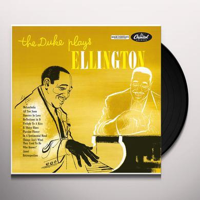 Duke Ellington DUKE PLAYS ELLINGTON Vinyl Record
