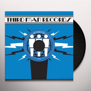 Kid Congo & The Pink Monkey Birds LIVE AT THIRD MAN RECORDS Vinyl Record