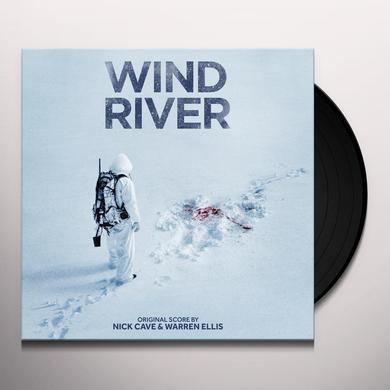 Nick Cave / Warren Ellis WIND RIVER - O.S.T. Vinyl Record
