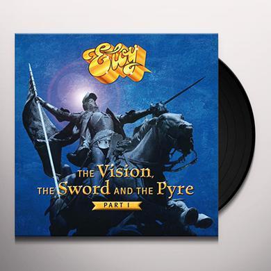 Eloy VISION SWORD & PRYE: PART 1 Vinyl Record