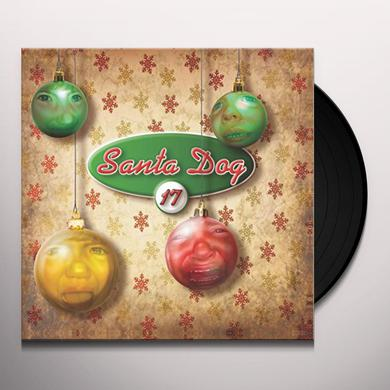 Residents SANTA DOG Vinyl Record