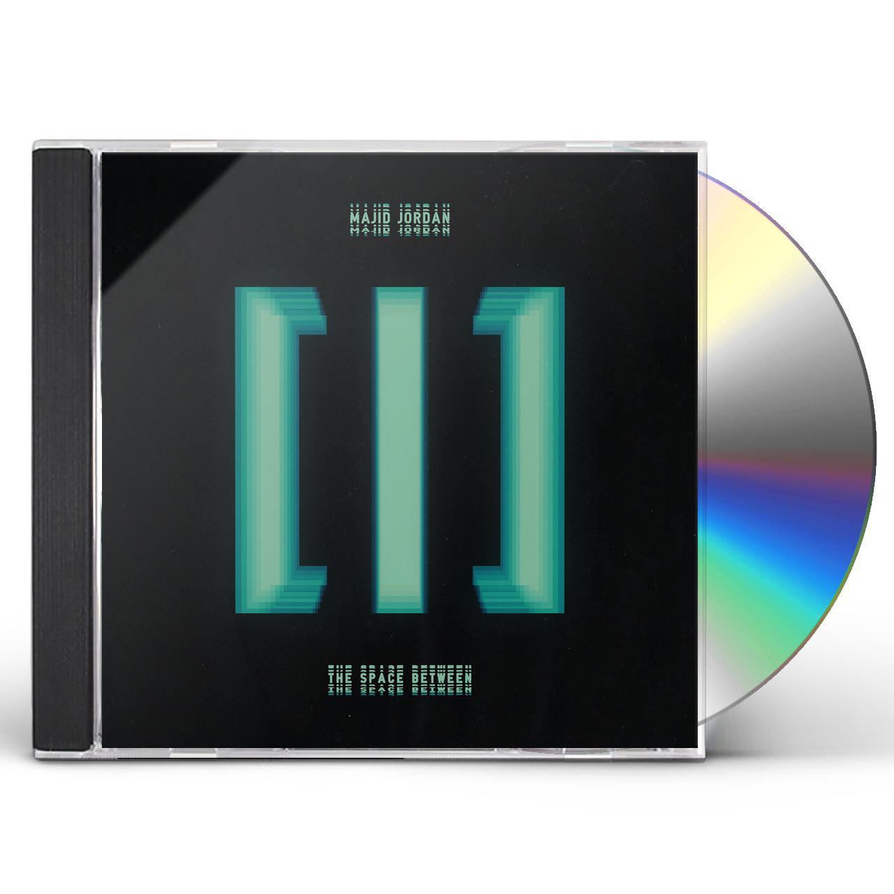 e44da9d5a6c5 Majid Jordan. SPACE BETWEEN CD