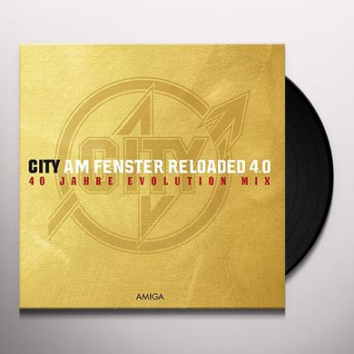 City AM FENSTER RELOADED 4.0 (40 JAHRE EVOLUTION MIX) Vinyl Record