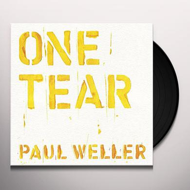 Paul Weller ONE TEAR Vinyl Record