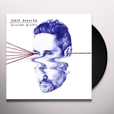Jorge Drexler SALVAVIDAS DE HIELO Vinyl Record