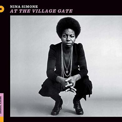 Nina Simone AT THE VILLAGE GATE Vinyl Record