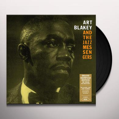 Art Blakey / Jazz Messengers ART BLAKEY & THE JAZZ MESSENGERS Vinyl Record