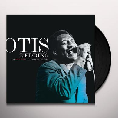 Otis Redding DEFINITIVE STUDIO ALBUM COLLECTION Vinyl Record