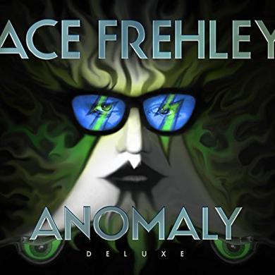 Ace Frehley ANOMALY DELUXE Vinyl Record