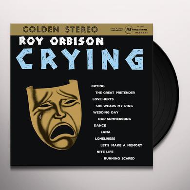 Roy Orbison CRYING Vinyl Record
