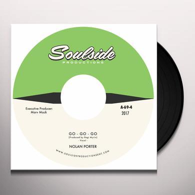 Nolan Porter GO GO GO Vinyl Record