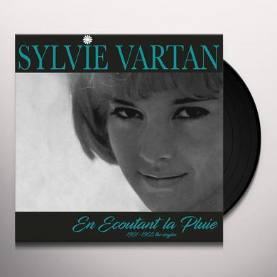 Sylvie Vartan EN ECOUTANT LA PLUIE Vinyl Record