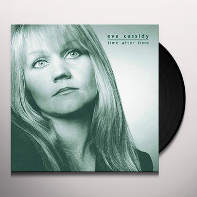 Eva Cassidy TIME AFTER TIME Vinyl Record