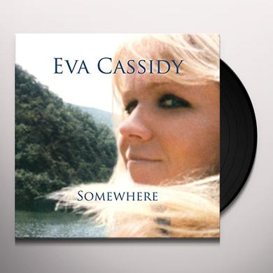 Eva Cassidy SOMEWHERE Vinyl Record