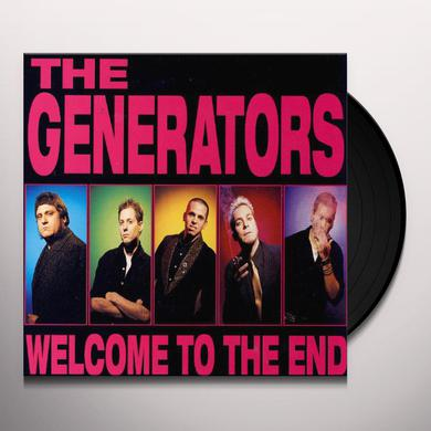 Generators WELECOME TO THE END Vinyl Record
