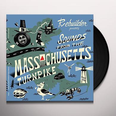 REBUILDER SOUNDS FROM THE MASSACHUSETTS TURNPIKE Vinyl Record