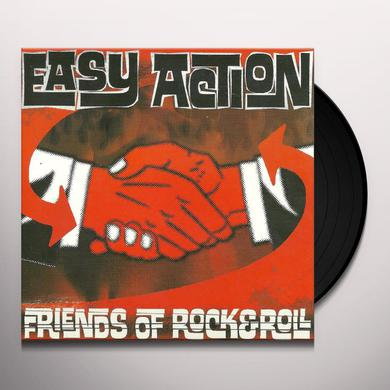 Easy Action FRIENDS OF ROCK & ROLL Vinyl Record