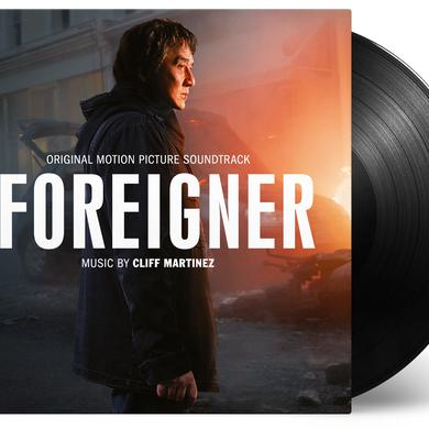 Cliff Martinez FOREIGNER / O.S.T. Vinyl Record