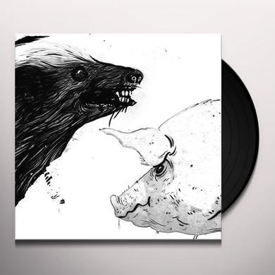 Clark HONEY BADGER / PIG Vinyl Record