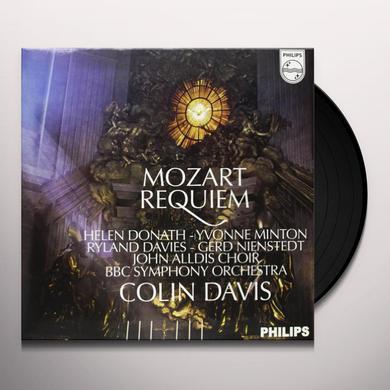 Davis REQUIEM Vinyl Record