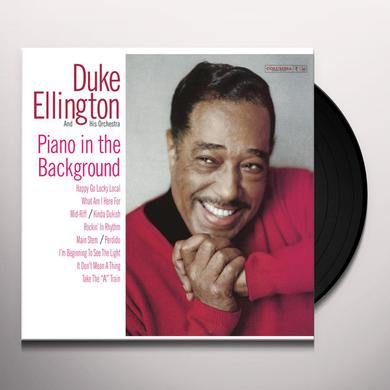 Duke Ellington PIANO IN THE BACKGROUND Vinyl Record