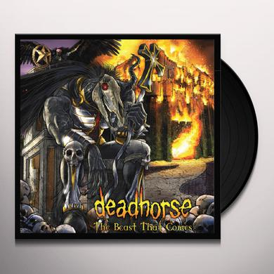 Dead Horse BEAST THAT COMES Vinyl Record