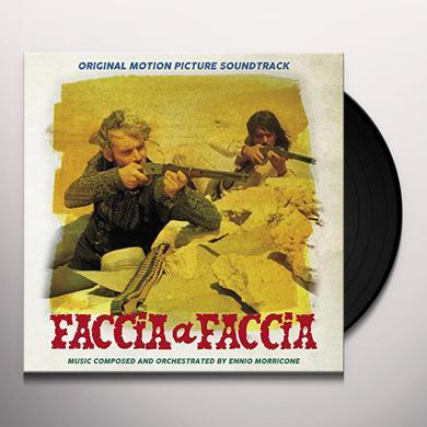 Ennio Morricone FACE TO FACE / O.S.T. Vinyl Record
