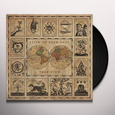 Stick To Your Guns TRUE VIEW Vinyl Record