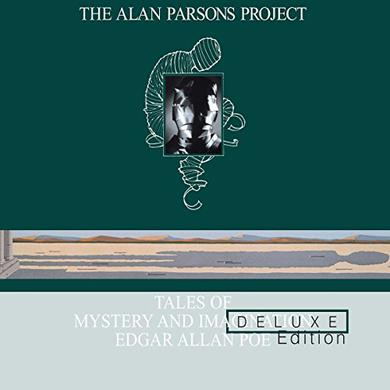 Alan Parsons TALES OF MYSTERY & IMAGINATION Vinyl Record