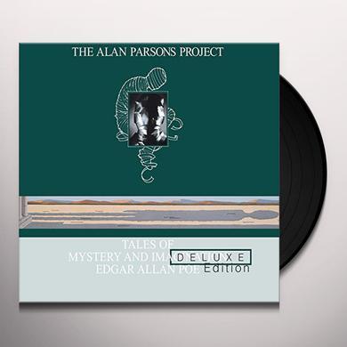 Alan Parsons TALES OF MYSTERY & IMAGINATION Vinyl Record