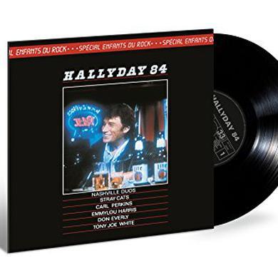 Johnny Hallyday SPECIAL ENFANTS DU ROCK Vinyl Record