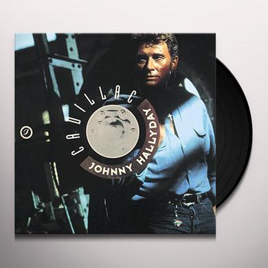 Johnny Hallyday CADILLAC Vinyl Record
