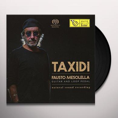 Fausto Mesolella TAXIDI Vinyl Record