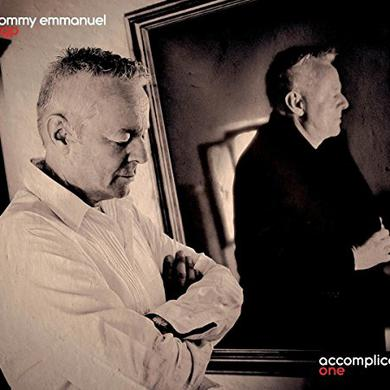Tommy Emmanuel ACCOMPLICE ONE Vinyl Record - UK Release