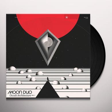 Moon Duo OCCULT ARCHITECTURE VOL 1 Vinyl Record